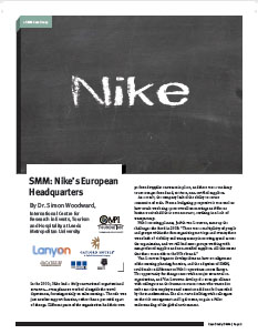 Nike research paper