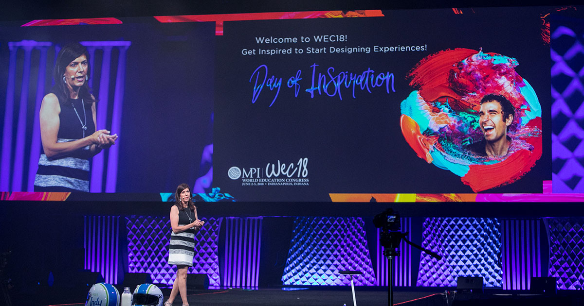 Retaining Relevancy at WEC18 Thanks to the MPI Foundation