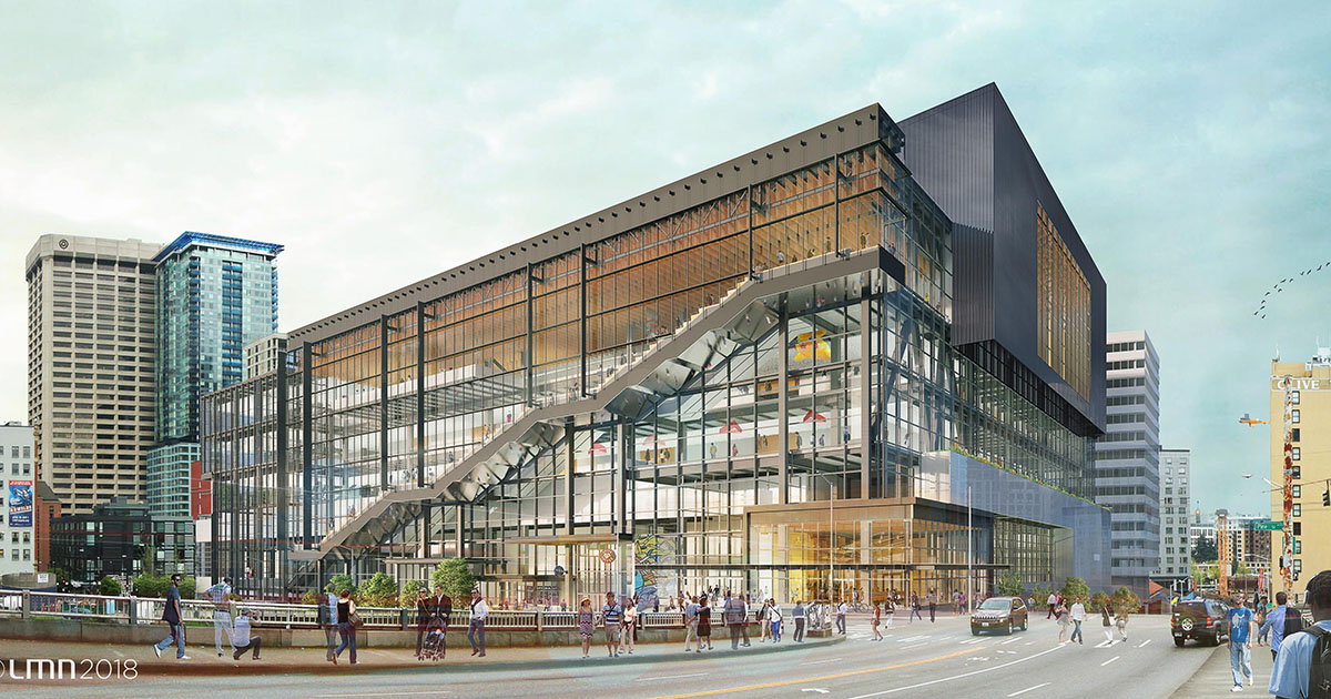 Convention Center Expansion Brings More Conventions Jobs To Seattle