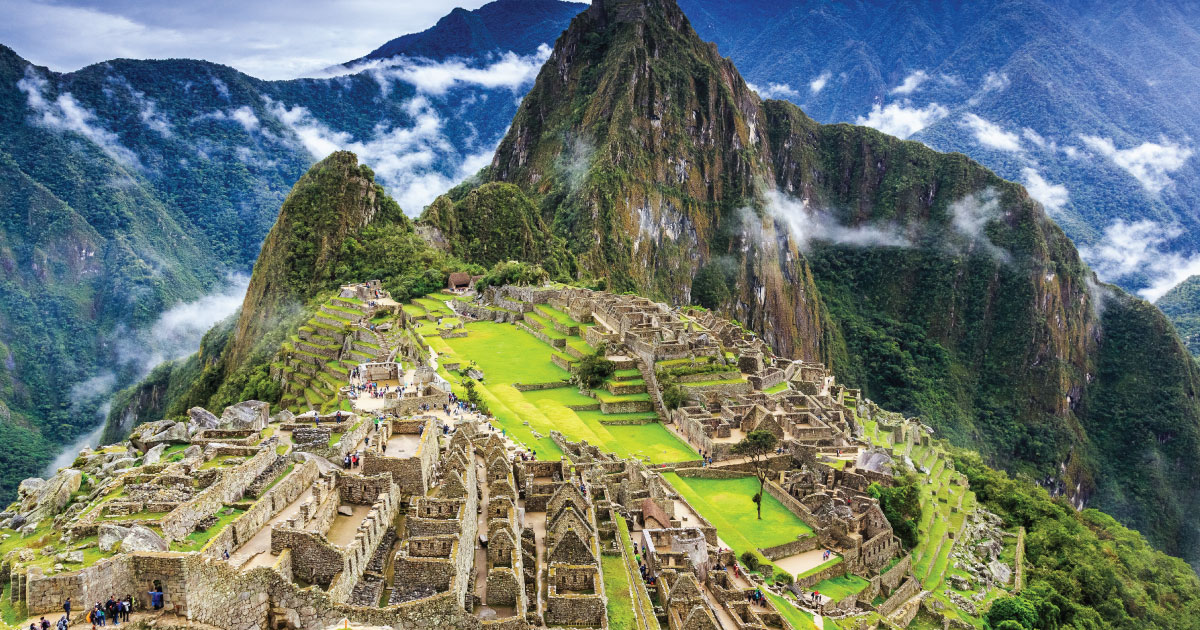Peru: A Bucket-list Destination for Incentive Events