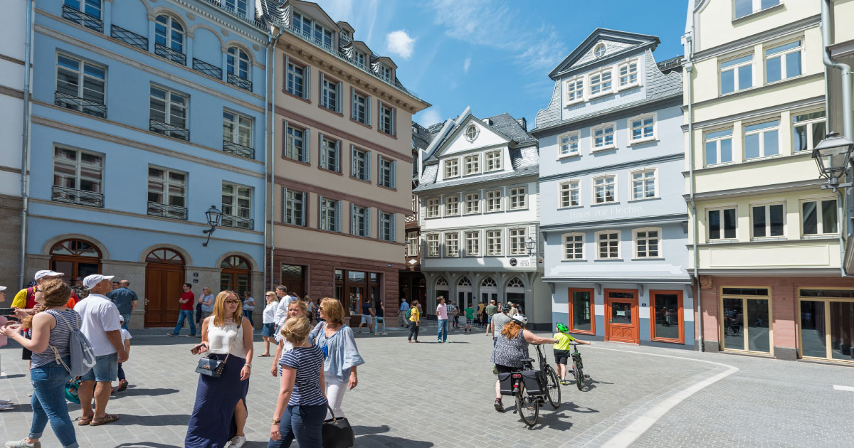 Frankfurt Bolsters Its Meetings and Events Business with New Reconstruction