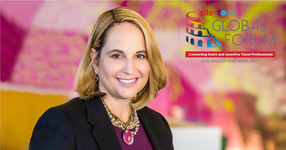 Julie Cottineau SITE + Global Forum 2018