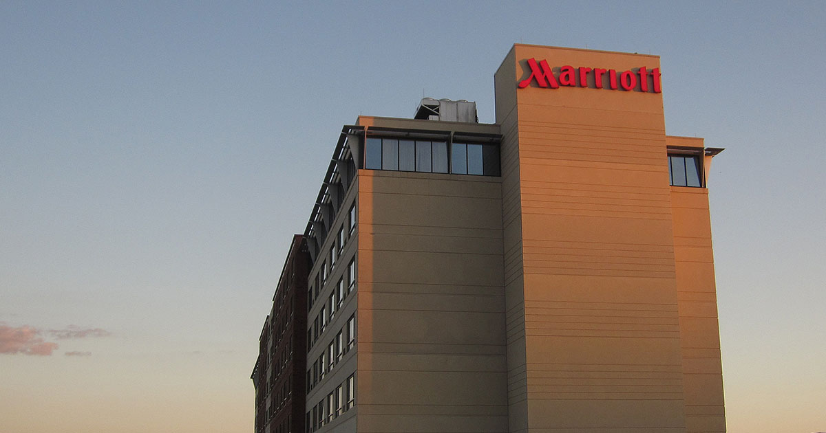 Marriott Cancels Meeting with Third-Party Meeting Planners Group