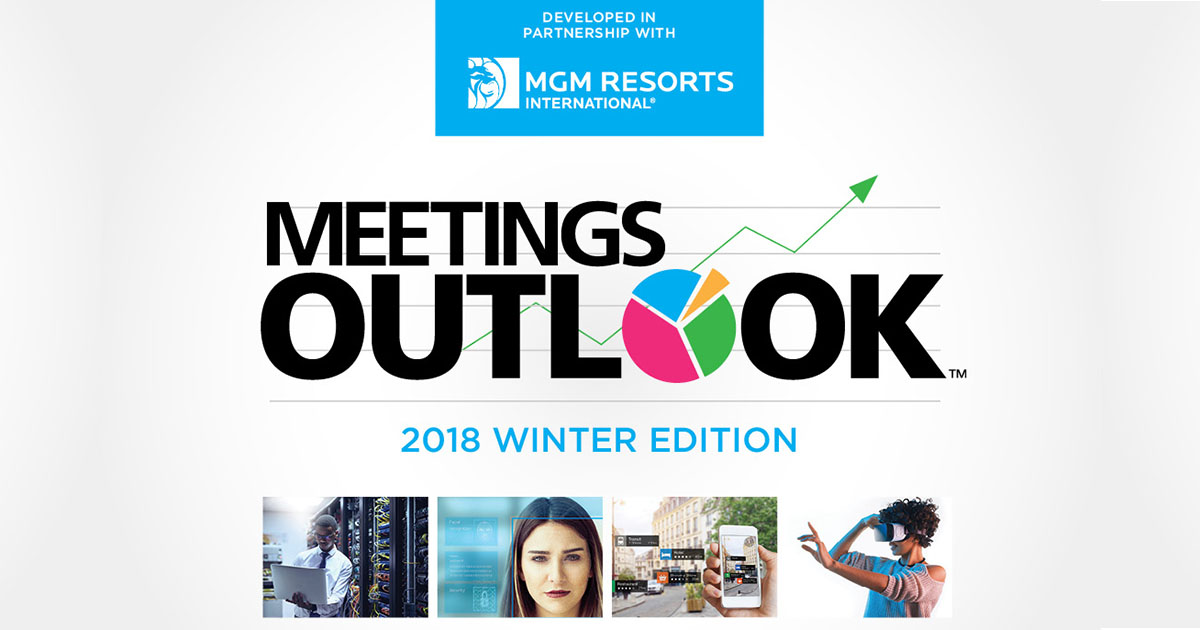 Meetings Outlook 2018