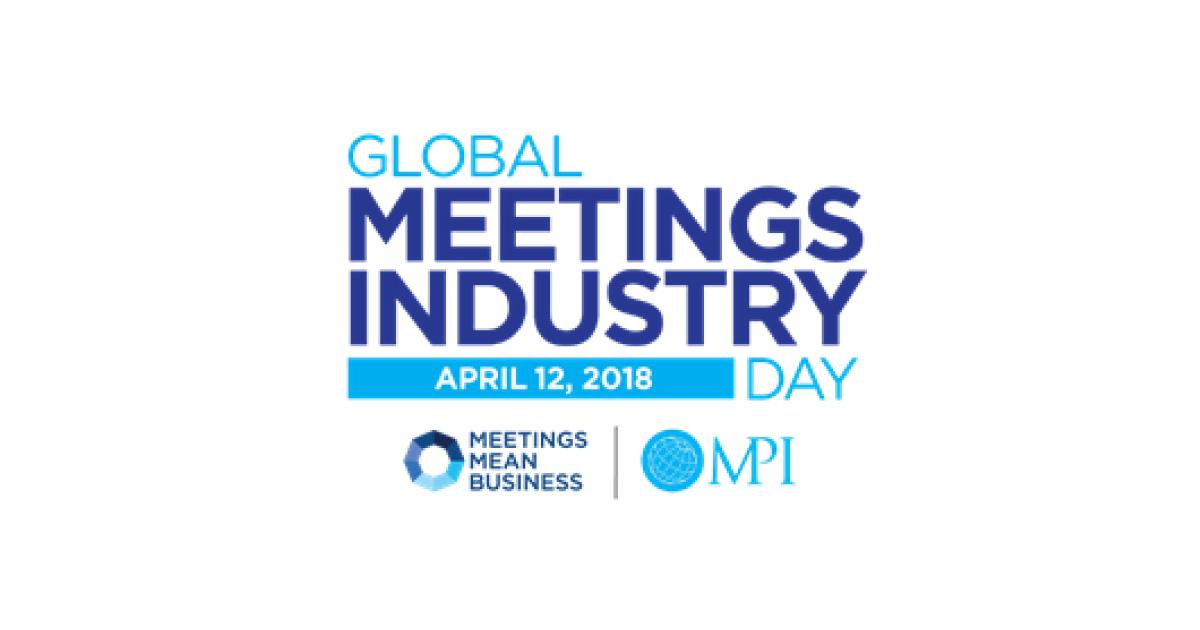 Global Meetings Industry Day 2018