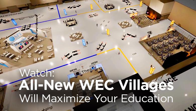WEC18 Villages