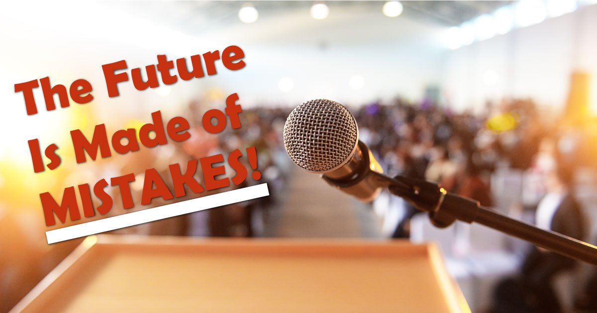 Event Speaker Mistakes