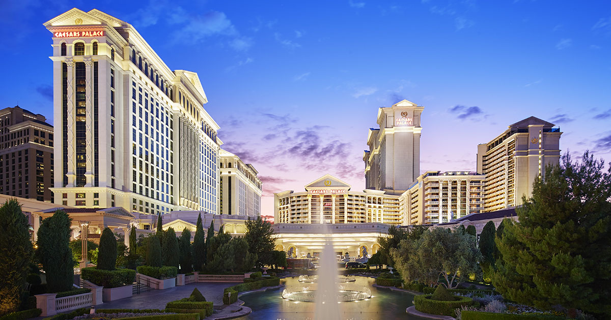 Caesars Entertainment and MGM Resorts to Merge?