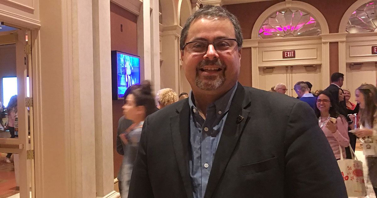 IMEX America 2018: 5 Questions with Eric Rozenberg