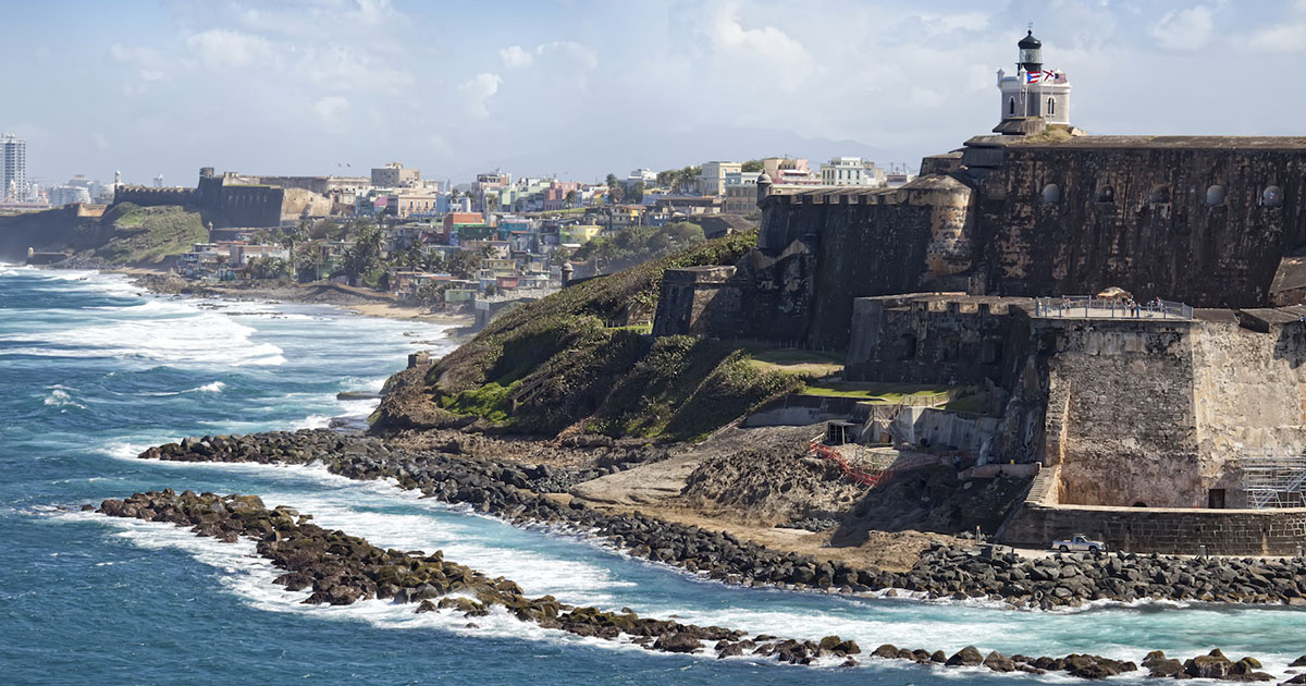 Rediscovering Puerto Rico