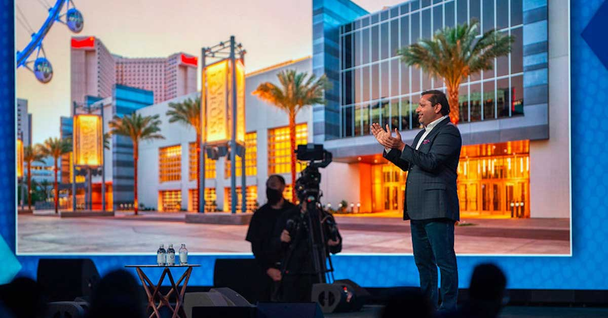 """Reggie Aggarwal touts """"golden age"""" of events at Cvent CONNECT 2021"""