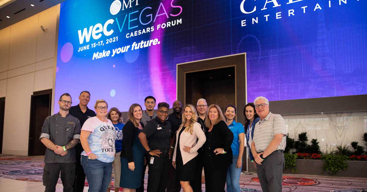Welcome to WEC and the Return of Major Meeting Industry Gatherings