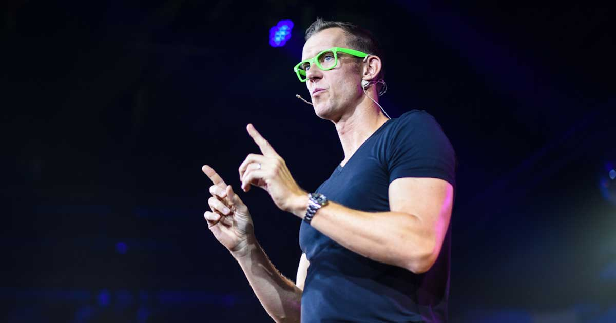 IMEX America speaker on becoming future proof