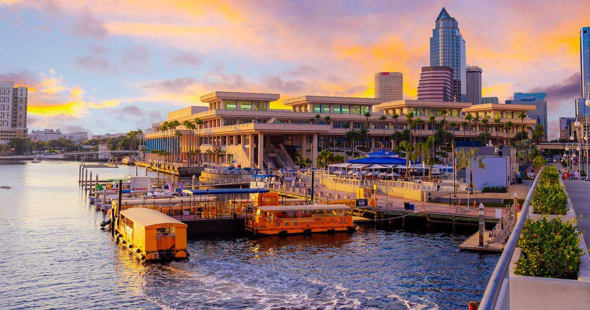 Tampa Events: A Proactive Approach