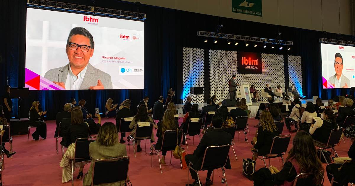 IBTM Americas welcomes meeting pros back to Mexico City