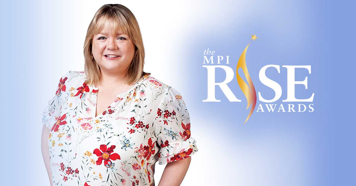 RISE Awards: Kate Copeland, Member of the Year