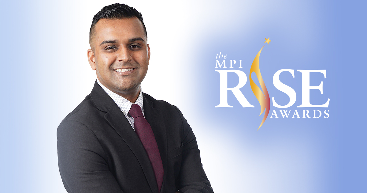 MPI RISE Awards: Zaman Ishaad, Young Professional Achievement