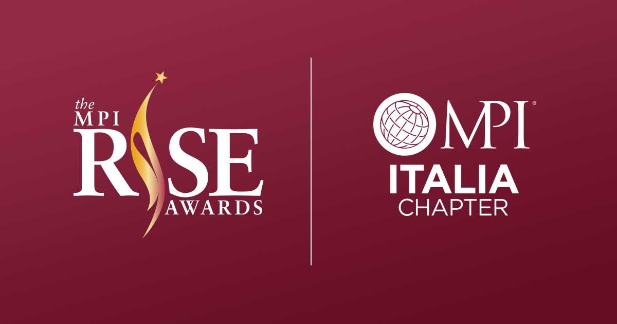 RISE Awards: MPI Italia Chapter, Membership Achievement