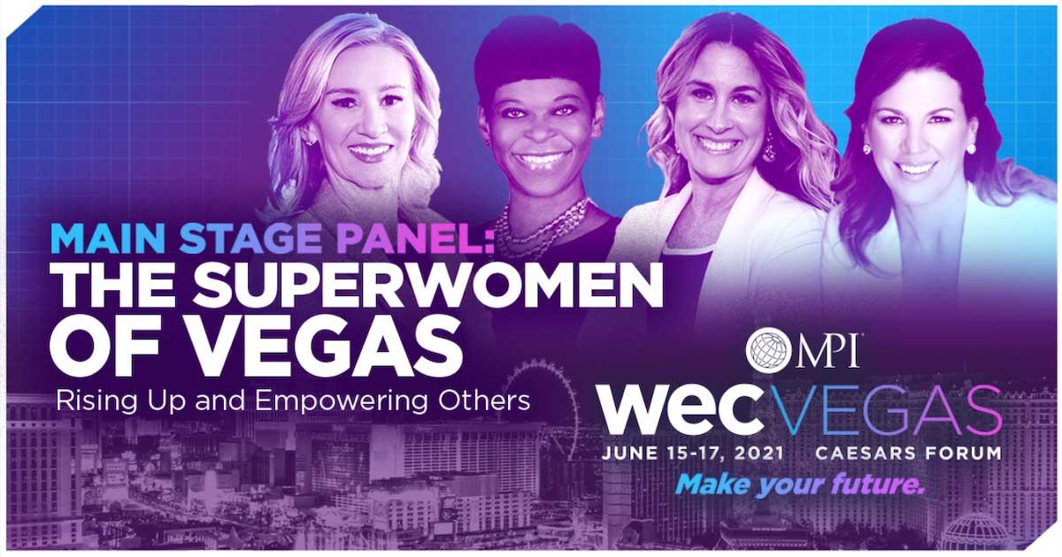 The Superwomen of Vegas Share Empowerment Stories Ahead of WEC