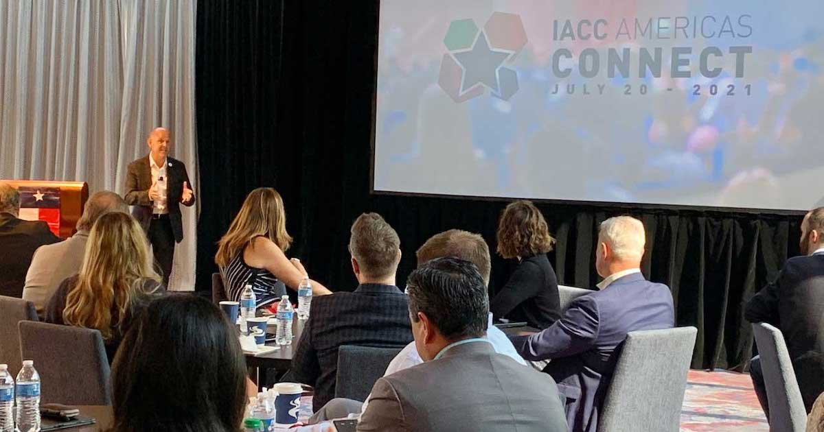 IACC Americas Connect reinforces value of face to face