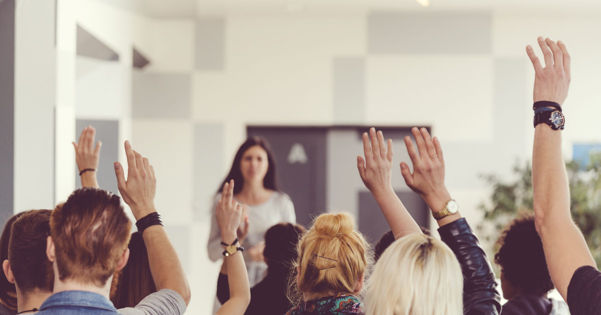 5 Ways to Keep Your Meeting Attendees Focused