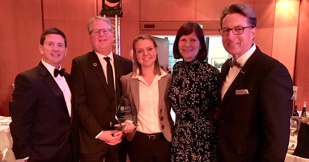 MPI/Maritz Scholarship Winner Champions Sustainability
