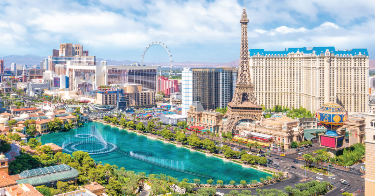 New Convention Infrastructure, and Attractions Come to Las Vegas