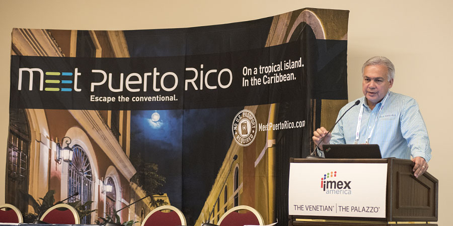 Meet Puerto Rico President and CEO Milton Segarra