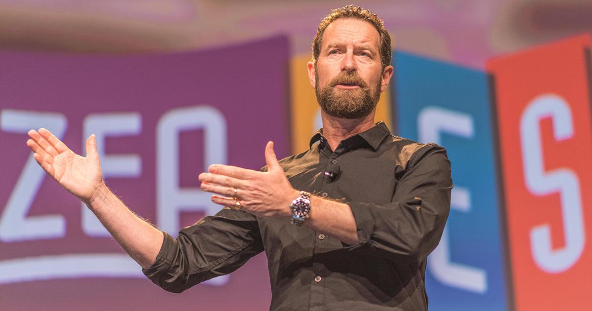 WEC18 speaker Duncan Wardle
