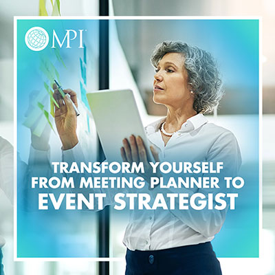 Meeting Event Strategist