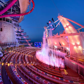 Harmony of The Seas Amphitheater