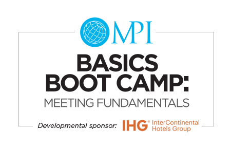 Basic Boot Camp Meeting Fundamentals