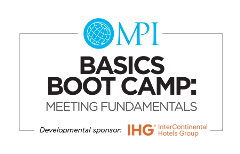 Basics Bootcamp: Meeting Fundamentals