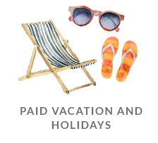 Paid Vacations and Holidays