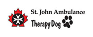 St. John's Ambulance Therapy Dog