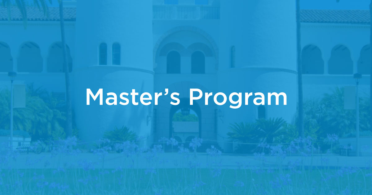 Meeting and Event Management Master's Degree