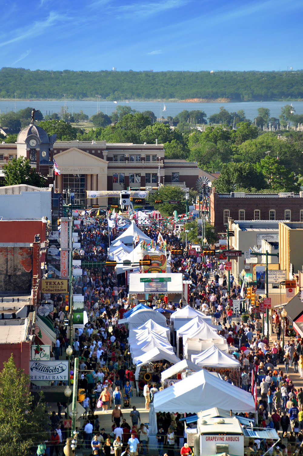 Grapevine Annual Festivals