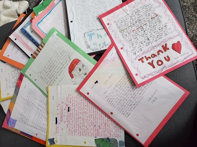 CSR Thank you Cards