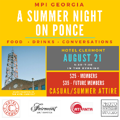 A Summer Night on Ponce