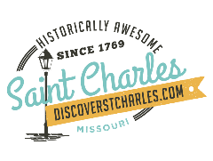 Discover Saint Charles Web Version teal yellow