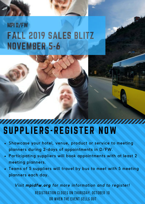 Sales Blitz 19 Graphic