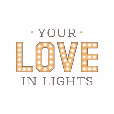 Your Love in Lights_logo_400x400