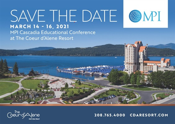 Save The Date - The Coeur d'Alene Resort