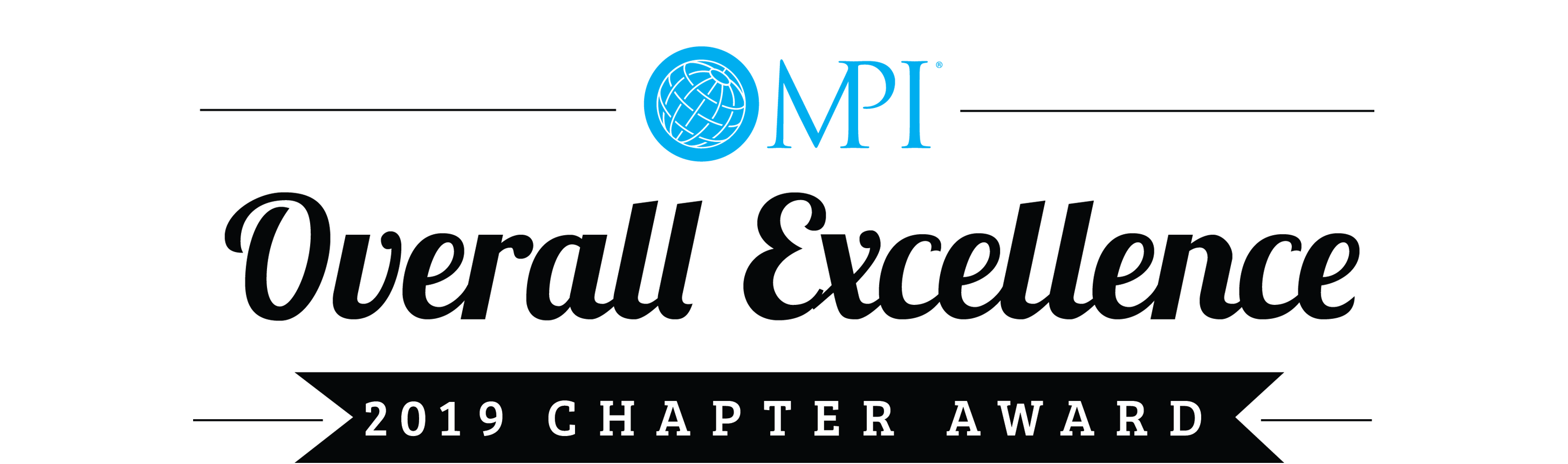 2019 Overall Excellence MPI Chapter Award