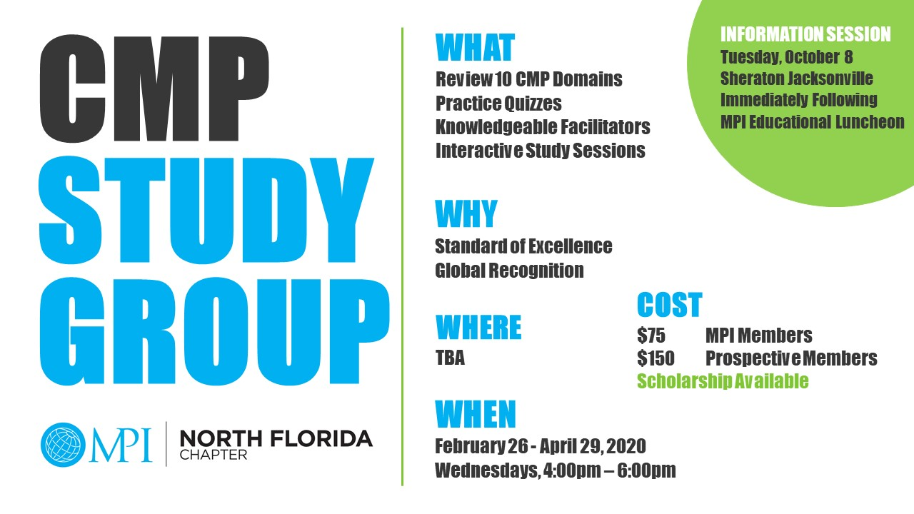 CMP Study Group Ad