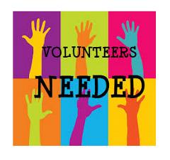 volunteers needed image_w border