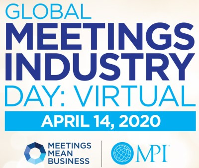 Global Meetings Industry Day: Virtual