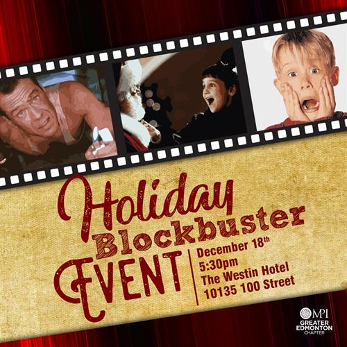 Promo image for Holiday Blockbuster Event