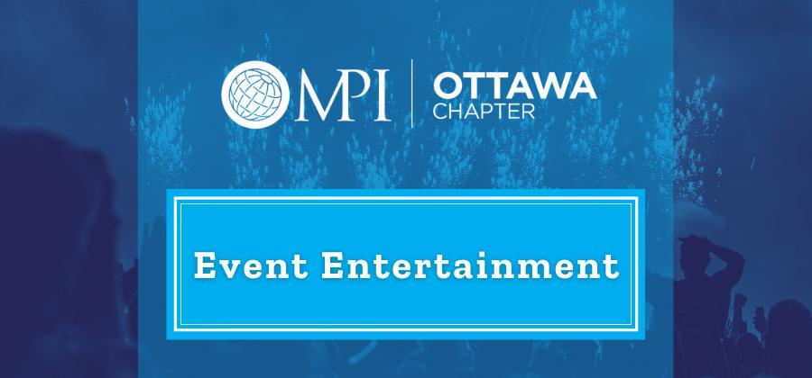 Event Entertainment Header