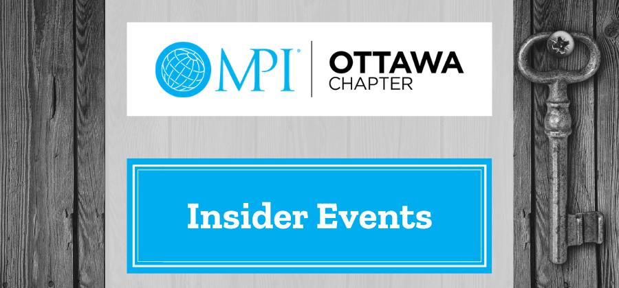 Insider Events Banner